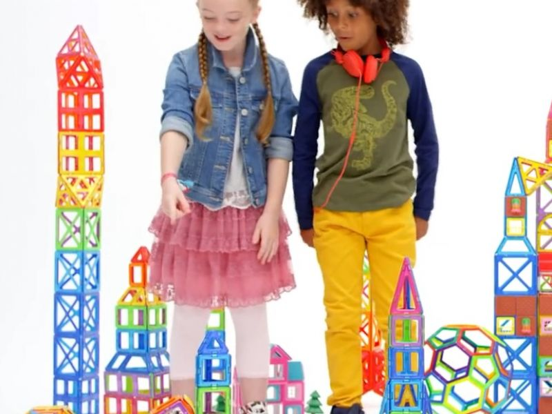 Have You Entered Our Magnificent Magformers Competition Yet?