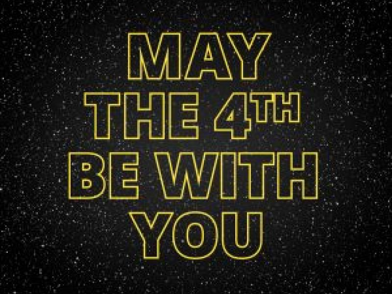 Happy Star Wars Day From Stikins Name Labels! #MayThe4thBeWithYou