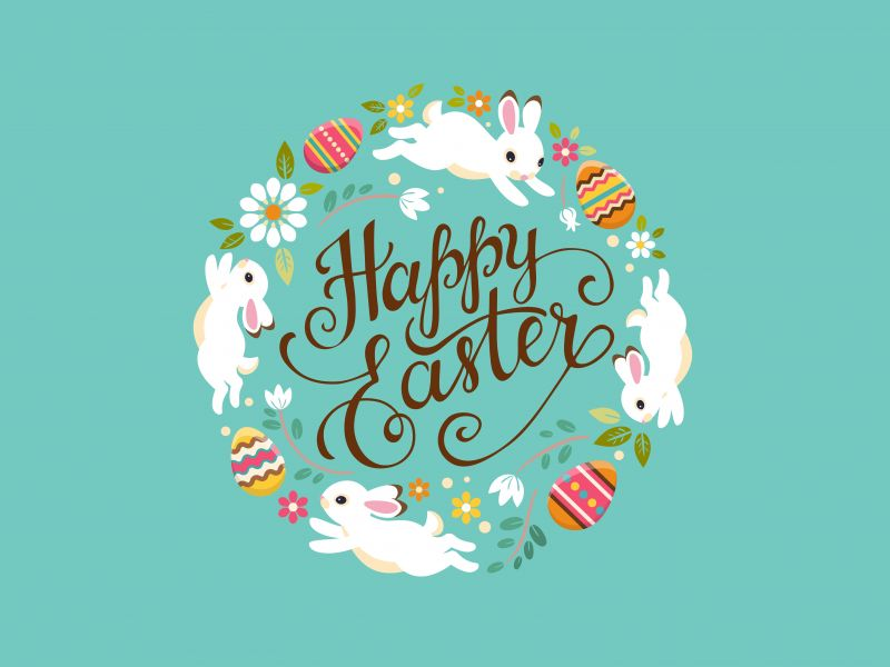 Hippy Happy Hoppy Easter From Stikins Name Labels!