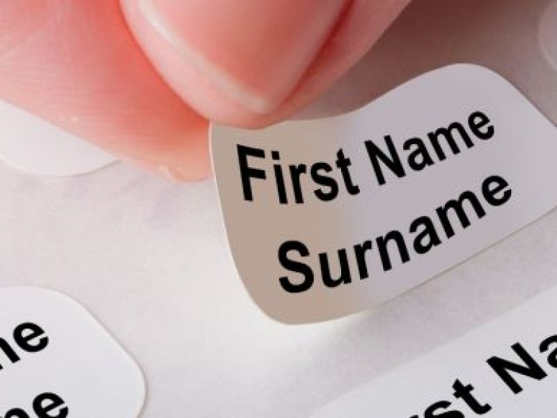 Name Labels 101: An Introduction To Stikins ® & Trons ®