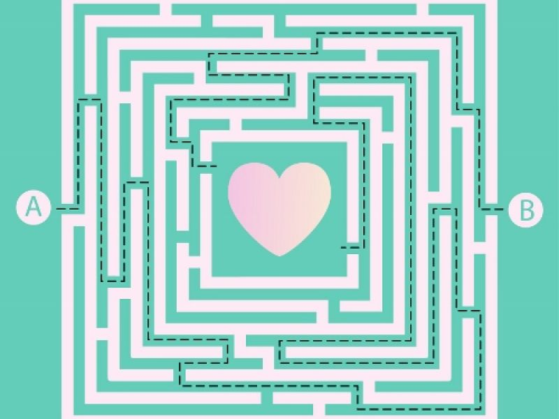 We're Celebrating May With A-May-zing Maze Activity Sheets