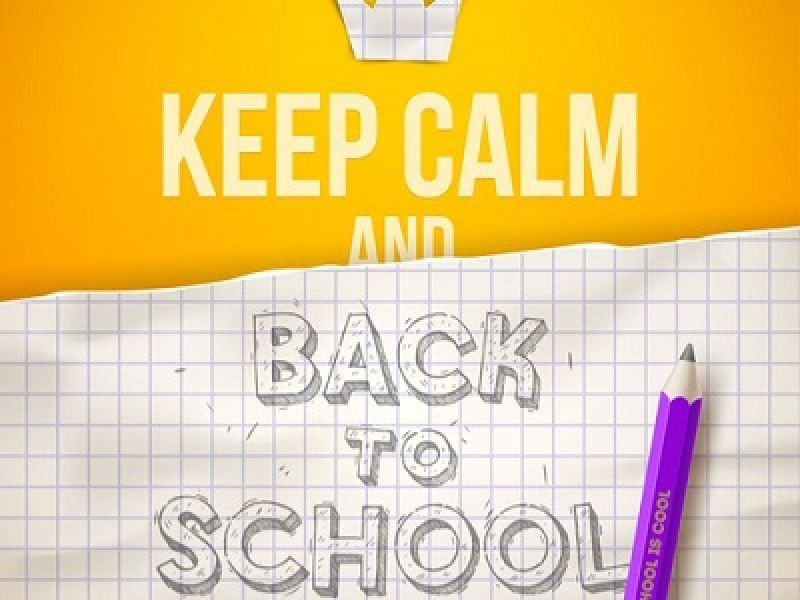 Need Last Minute Name Labels For Back To School? Keep Calm & Buy Stikins!
