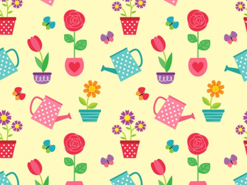 April Showers Bring May Flowers (& Stikins Label Everything In Minutes – Not In Hours)!