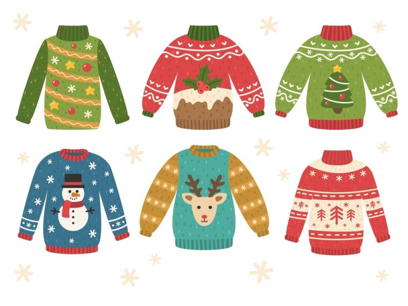 Keep Your Christmas Jumpers (& Winter Warmers) Safe With Stikins