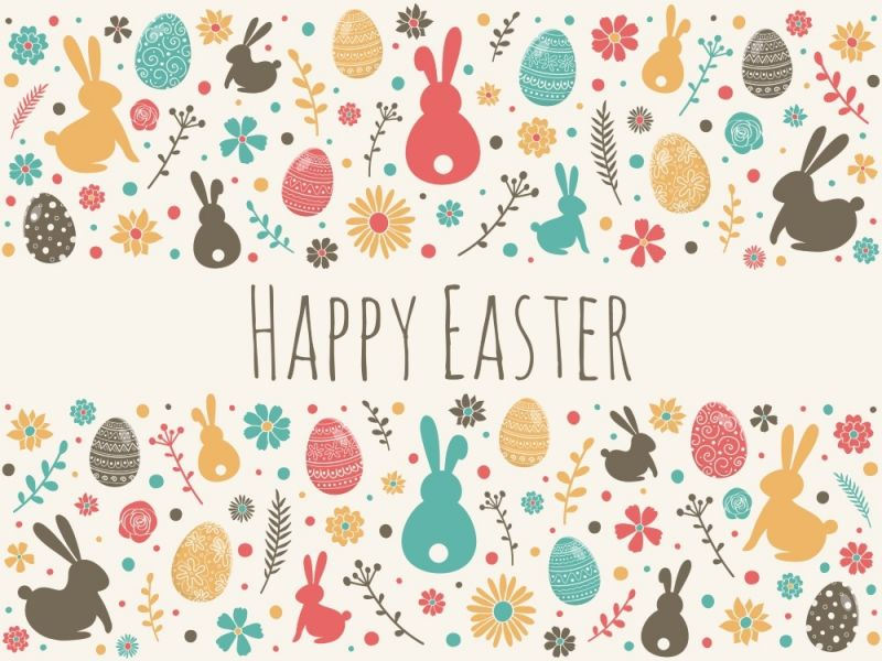 Have A Hoppy Hippy Happy Easter!