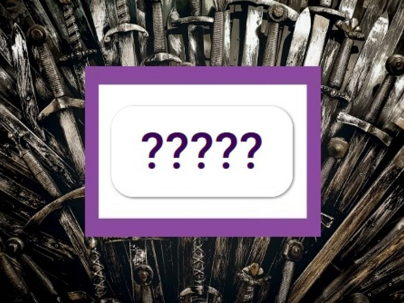 Stikins Name Labels Presents … Our #ForTheThrone Game Of Thrones Prediction