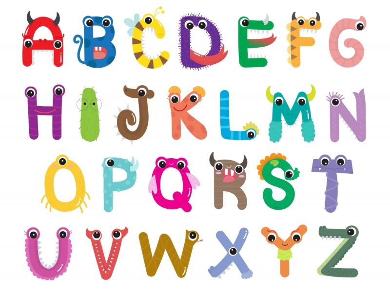We're Celebrating E.T. With Our Most Popular Two Letter Names