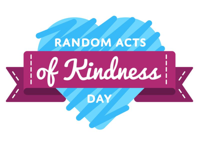 """To Celebrate RANDOM ACTS OF KINDNESS Week, Here Is Our Random List Of Names Meaning """"Kindness""""!"""