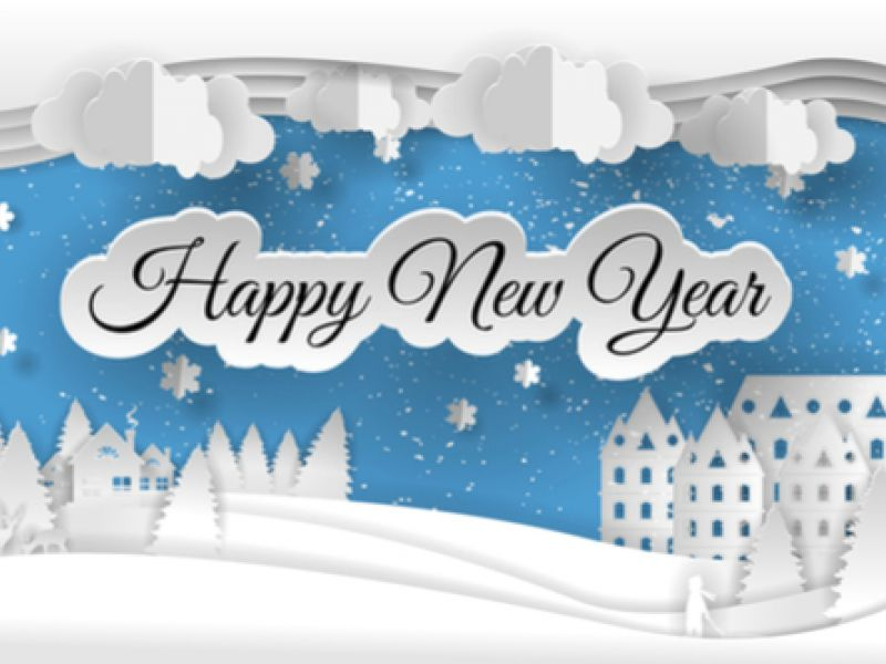 Happy New Year From Stikins Name Labels! (Plus A 2019 Despatch & Delivery Update)