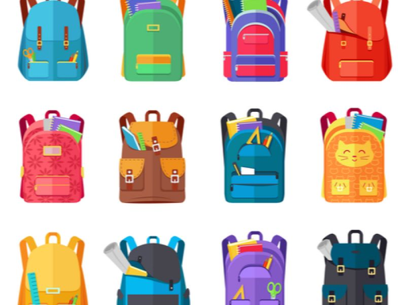Did You Know Stikins School Labels Can Get ALL Of Your School Stuff Sorted?!