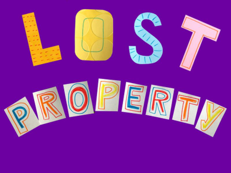 Don't Lose Out To The Lost Property Box Of Doom...