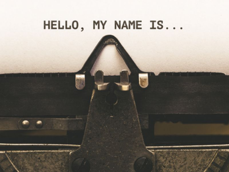 Our Top Tips For Personalising Name Labels