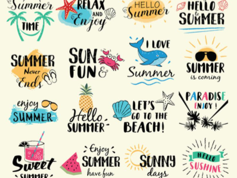 Check Out What's New This Summer