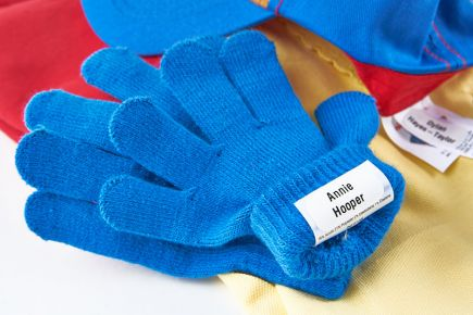 Clothes Labels - Stikins Glove Labels - right