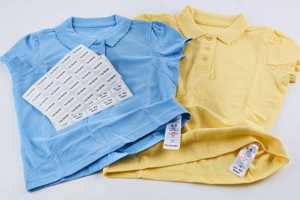 Clothes Labels - Stikins T-Shirt Labels
