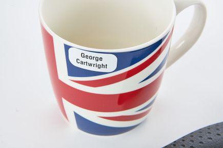 Nursing Home Name Labels - Mug Labels