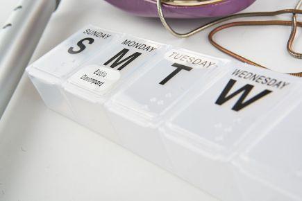 Nursing Home Name Labels - Pill Box Labels