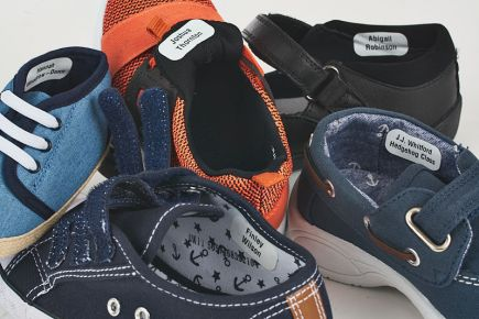 Shoe Labels - Label Shoes and Trainers