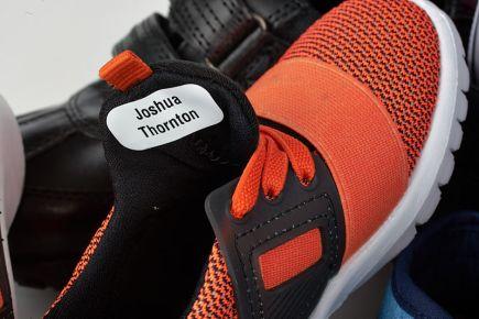 Stikins Shoe Labels - Stick Beneath Tongue