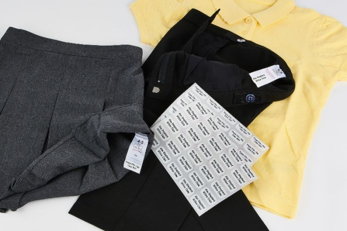 623d439439b Personalised School Uniform Labels | Stikins ®